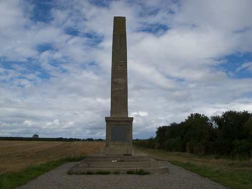 Monument to Battle of Marston Moor