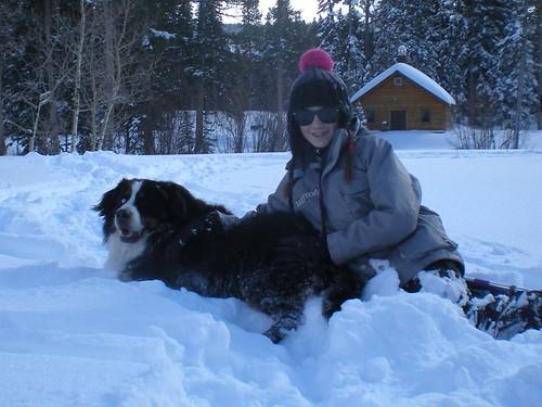 Snowshoeing 2010