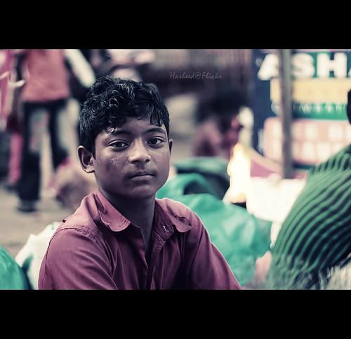 portrait india child candid streetphotography kerala innocence melancholic alappuzha mullackal