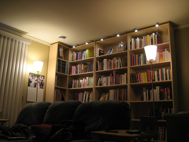 nouvelle biblioth que tag res billy achet es au ikea. Black Bedroom Furniture Sets. Home Design Ideas