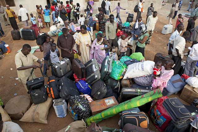 Sudán del Sur - Referéndum 2011