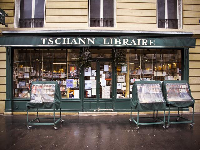 Paris, Librairie Tschann
