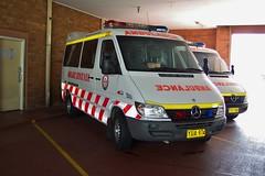 2003 Mercedes Benz Sprinter 316 CDi ambulance