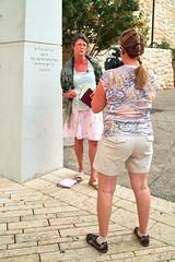 The Humanities of Jerusalem streets-街头访问