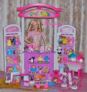 Barbie Toy Store