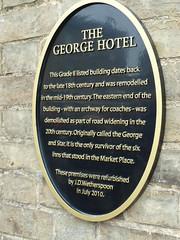 Photo of Black plaque № 5518