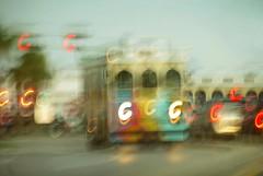 :-) Vacation, street car