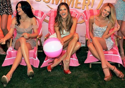 Adriana Lima, Alessandra Ambrosio, Candice Swanepoel by SVETLA-0