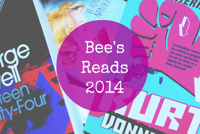 bee's reads 20144