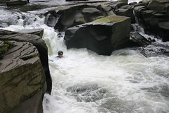 Kayaking: River Taff (29-Jan-05) Image
