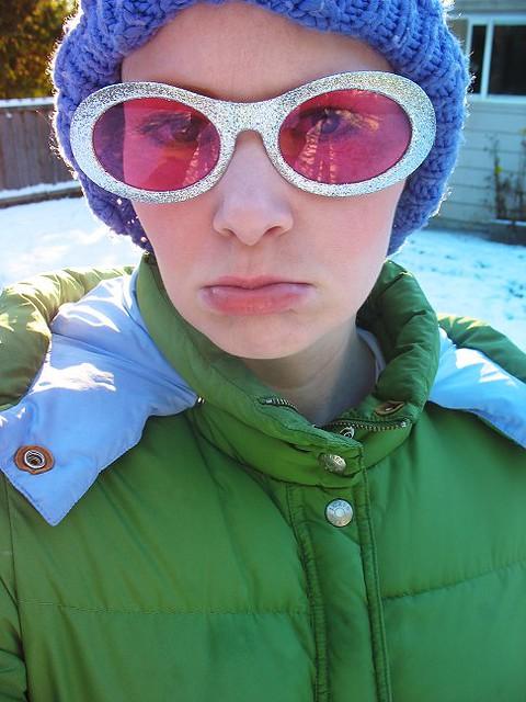 snow pout