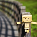 11.Danbo walking