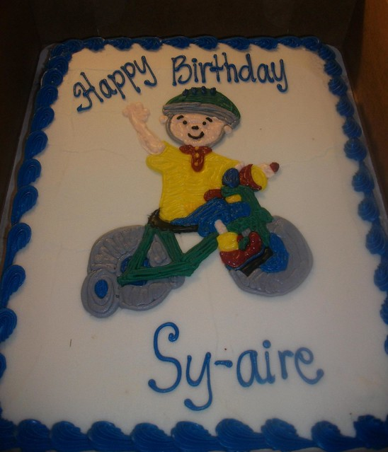 Caillou Cake Ideas and Designs
