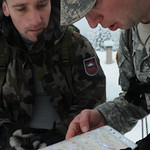 172nd Slovenian Mountain Training
