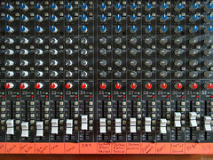 electronic device, font, audio engineer, mixing console,