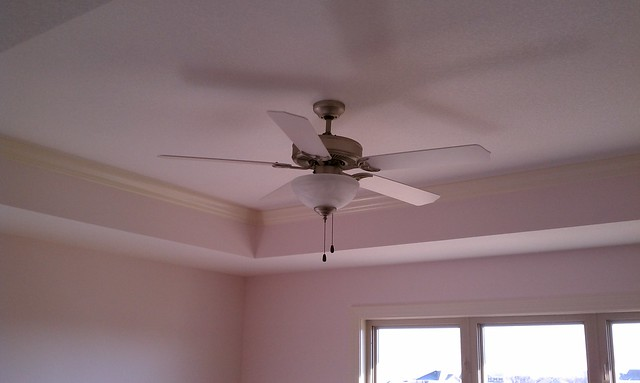 Master bed ceiling fan