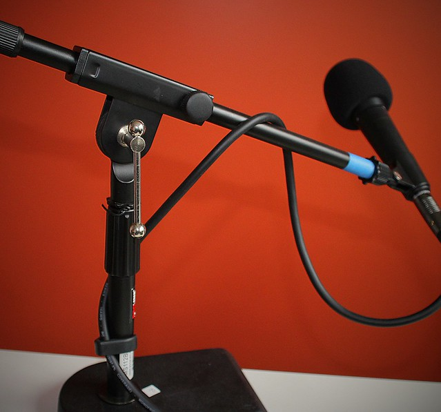 Proline Ms112 Boom Desktop Microphone Stand Flickr