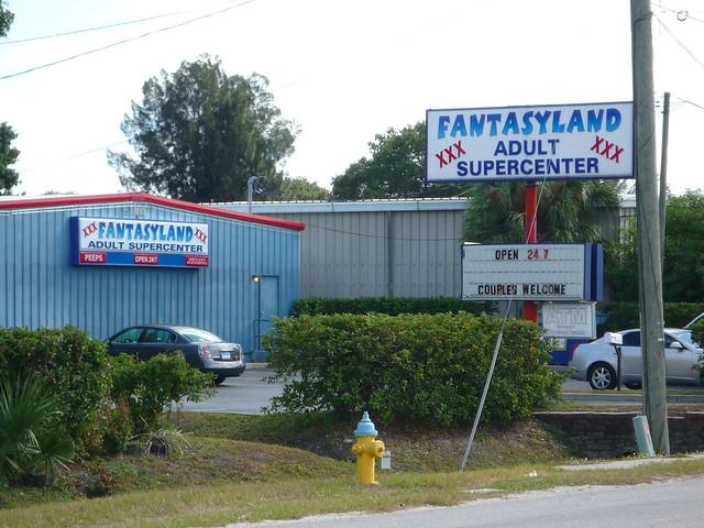 Fantasyland in tampa
