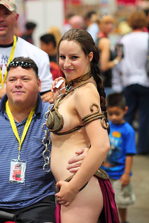 Slave Leia Sold! 2010 Phx Comicon