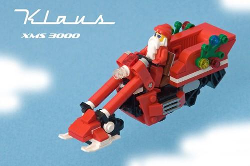 Klaus XMS 3000