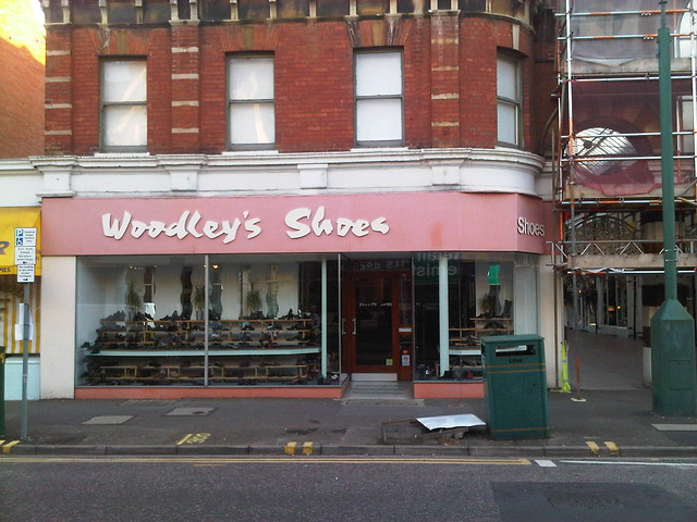 Woodley S Shoes Westbourne
