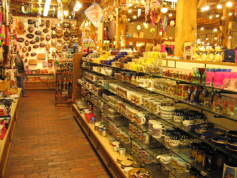 Tourist Shop, Old Town Albuquerque, New Mexico
