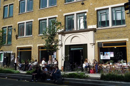 Cafe Oto, Dalston, E8