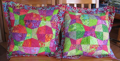 Batik Pillows