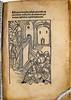 Title-page with woodcut illustration in Beda [pseudo-]: Repertorium auctoritatum Aristotelis et aliorum philosophorum