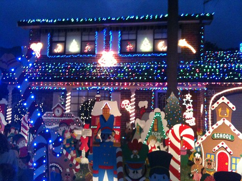 5291006105 a32e63ac3d Crazy Christmas Houses