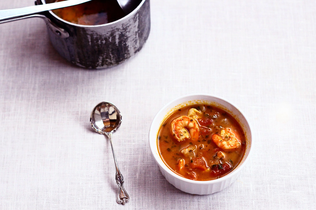 Simple Fish Stew