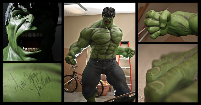 The Incredibe Hulk
