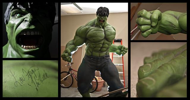 The Incredibe Hulk