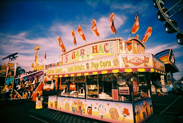 Arizona State Fair 2008 - Vivitar Ultra Wide & Slim XPRO from Flickr via Wylio