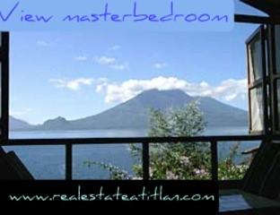 guatemala lake atitlan jaibalito waterfront houses for