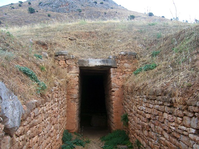 Tholos, Tomb of Tiryns