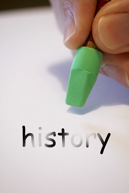 Erasing history from Flickr via Wylio