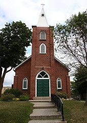 All Saints Anglican Church, Erin, Ontario