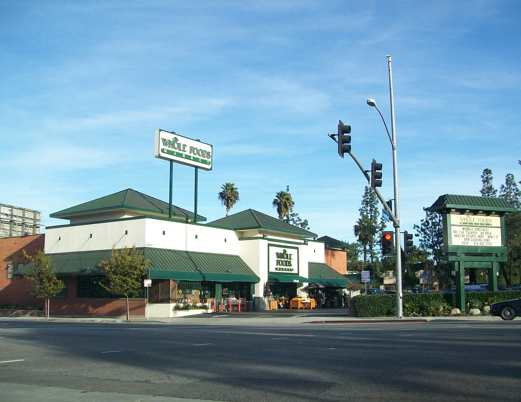 Whole Foods Market in Sherman Oaks, CA
