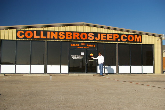 collins bros jeep wylie tx flickr photo sharing. Black Bedroom Furniture Sets. Home Design Ideas