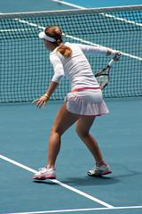 Australian Open 2011 - Lauren Davis (USA)