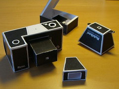 camera obscura als geschenkverpackung irgendwas ist doch. Black Bedroom Furniture Sets. Home Design Ideas