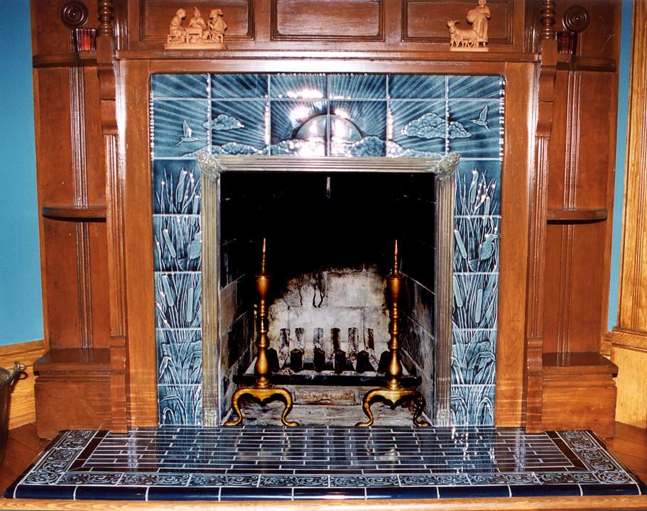 Decorative Fireplace Tiles Decorative Fireplace Baby