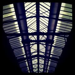 Bahnhofsymetrie inspiriert durch @puxelfreund und @jstuker