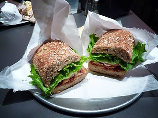 Tiny's Giant Sandwich Shop, Lower East Side, New York City 1