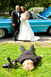Facedown Wedding