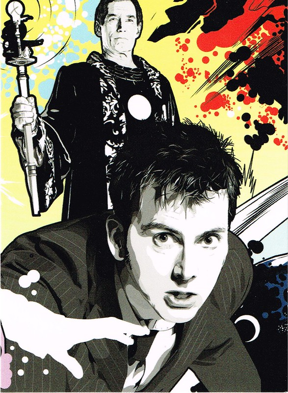 DW 10th Doctor David Tennant