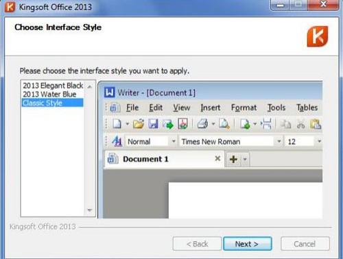 Suite bureautique commerciale Kingsoft Office EN/US 2013 Licence gratuite giveaway glarysoft dans 2013 13693958754_c10a2e2657