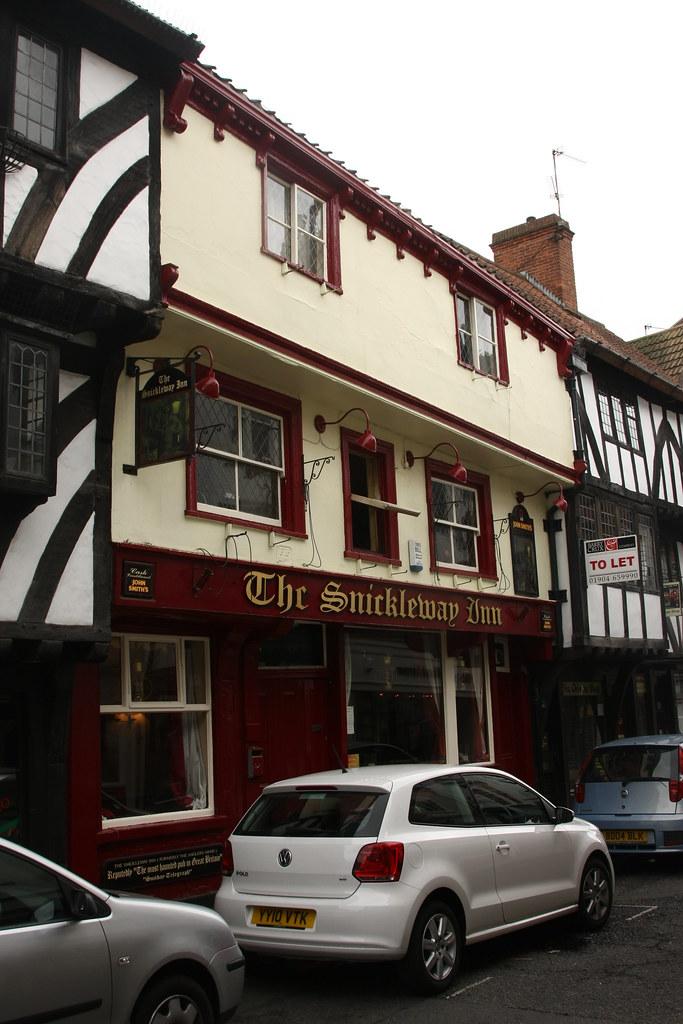 York, Snickleway Inn