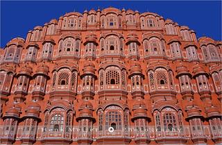Palace of the Winds - Hawa Mahal - India